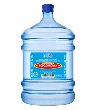 Бородинская вода 18.9л